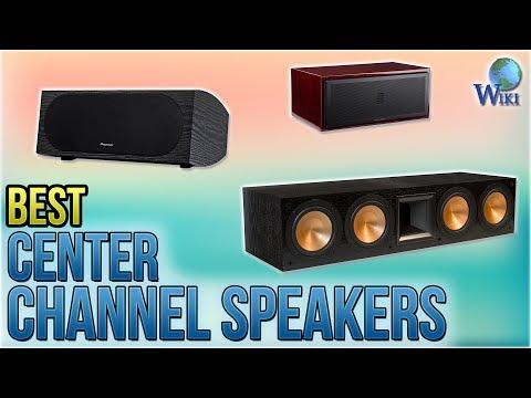 10 Best Center Channel Speakers 2018