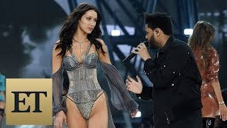 Video Bella Hadid Reunites With Ex-Boyfriend The Weeknd on Victoria's Secret Runway -- See the Sexy Pic… MP3, 3GP, MP4, WEBM, AVI, FLV Juli 2017