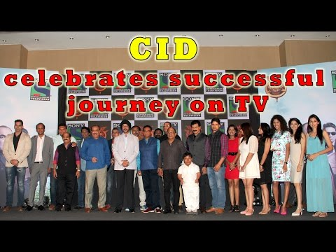 CID celebrates successful journey on TV