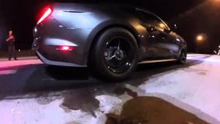4. Twin Turbo 2015 Mustang 5.0 vs 2008 Gsxr 1000 vs Hellcat HD