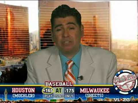 Best Bet Major League Baseball Monday Houston Astros vs Milwaukee Brewers