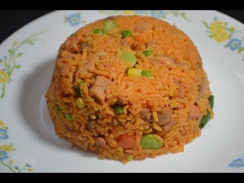 Arroz Con Pollo Version # 4
