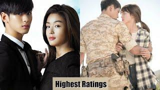 Video TOP 20 Most Successful & Highest Rated Korean Drama (2000-2016) MP3, 3GP, MP4, WEBM, AVI, FLV Maret 2018