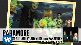 Interlude: I'm Not Angry Anymore Paramore