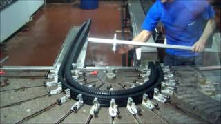 Video VERMAK - Motorsuz PVC Kemer Bükme Makinesi / Manual Machine For Bending PVC Profile TWİST 3000 MP3, 3GP, MP4, WEBM, AVI, FLV Februari 2019