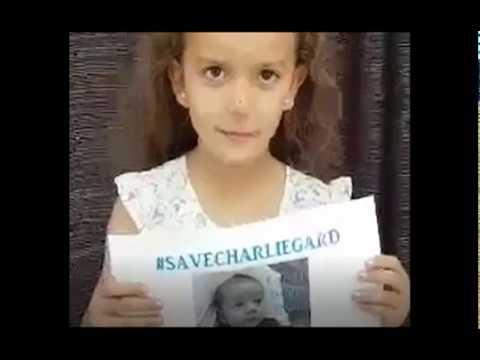 #SaveCharlieGard