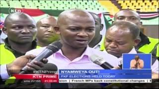 Nick Mwendwa Elected New Football Kenya Federation President