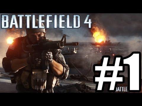 Прохождение Battlefield 4 Часть 1