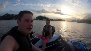 6. AlongTheWay: Back on the Sea Doo GTR230 and Yamaha EX Sport!