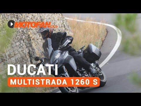 Vídeos de la Ducati Multistrada 1260 S de 2018
