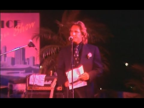 Miami Vice 100th episode celebration 1989 (short clip)