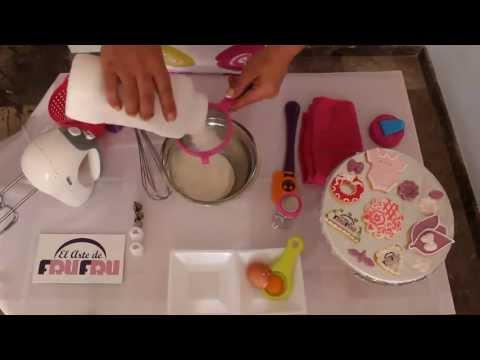 Como preparar Glacé Real o Royal Icing