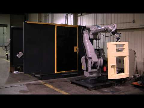 Motoman UP130 Industrial Robot