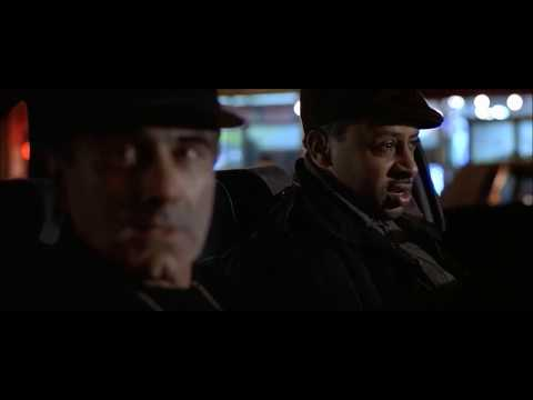 Shaft (2000) - Vanessa Williams - Carmen gets shot!