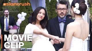 Video Showing up to his ex's wedding pregnant & wearing a wedding dress | Clip from 'Finding Mr. Right' MP3, 3GP, MP4, WEBM, AVI, FLV Juni 2019
