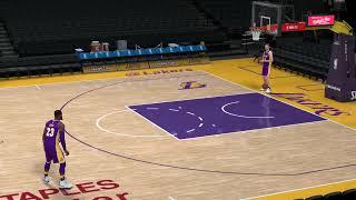 NBA 2K18 LeBron James jump shot fix