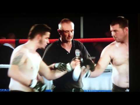 Nik Jones 1st MMA fight