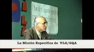 Misión Específica de Gente Que Avanza, descrita Omar Ibargoyen Paiva