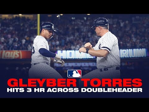 Video: Gleyber's dominance against the O's continues!