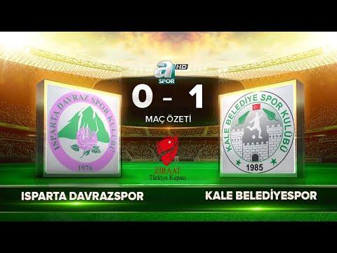 Isparta Davrazspor - Kale Belediyespor 0:1. Видеообзор матча 29.08.2018. Видео голов и опасных моментов игры