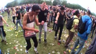 Dansje doen  awakefest 2013