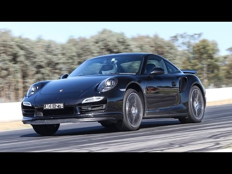 Performance Car of the Year 2014 – Porsche 911 Turbo
