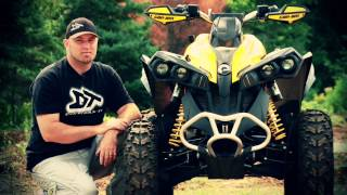 1. ATV Test Ride: 2012 Can-Am Renegade 1000 X xc