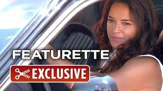 Furious 7 Exclusive Featurette - Michelle's Favorite Scene (2015) - Paul Walker Action Movie HD