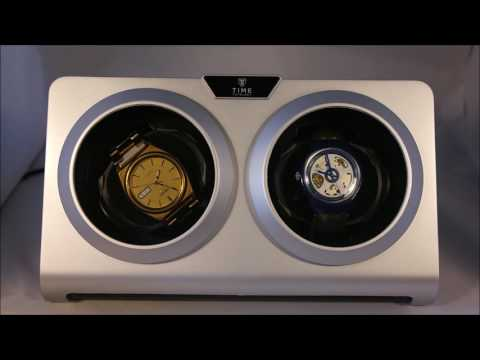 Time Tutelary Double Watch Winder No.002