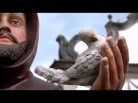 Santista recria rosto de Santo Antônio