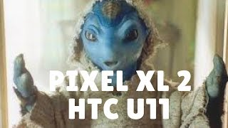 """Pixel XL 2 or Pixel Xl 2017? What Pixel XL 2 rumors say?Pixel XL 2 and HTC U11 Best friends Squeezable Frame Always on Display Pixel XL 2 or Pixel Xl 2017?Pixel XL 2 to come with squeezable frame Always on Display, follows HTC U11 fotstepGoogle Pixel XL 2017 to Sport Squeezable Frame, Slim Bezels: Report.  Google in October last year unveiled its first smartphone - the Google Pixel - and we are just a few months away from apossible upgrade of the hardware. A new leak claims to show the 2017 model of the Google Pixel XL, the larger display variant in the Pixel series. Android Police has published an image claiming to show the second-generation Google Pixel XL. The publication says the name of the next-generation Pixel smartphone is yet to be finalised, meaning it could launch as the Google Pixel XL 2 or Google Pixel XL 2017 or something altogether different.The front is said to be dominated by an LG-made AMOLED panel which measures 6 inches diagonally, compared to 5.5 inchesseen on the original Google Pixel XL. Android Police claims that the new Pixel XL will sport an aspect ratio of 2:1- The same as the LG G6 and its 18:9 aspect ratio. Much like the original Pixel, the new Pixel XL is seen featuring rounded corners. Some other design elements spotted in the leaked image show the speaker grille at the top as well as the front-facing camera.Google is being rumoured to go for """"squeezable"""" frame on its Pixel XL, an approach that was recently tried by HTC With its U11 flagship. The report adds that the """"squeezable"""" frame will help Pixel XL 2017 owners interact with Google Assistant. We can expect more details in future leaks. The leaked image of the Google Pixel XL 2017 clearly shows that Google has maintained some basic design cues from the original Pixel while there are still a few major changes in overall design. First off, starting with the differences, we see slim bezels, and a screen approach same as LG (G6) or Samsung (Galaxy S8).Another noticeable change is at th"""