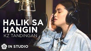 Halik Sa Hangin - KZ Tandingan (In Studio) |