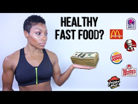 Lose weight fast - How to Eat Fast Food and Still Lose Weight