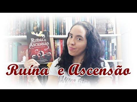 Ruína e Ascensão (Trilogia Grisha 3), Leigh Bardugo   Um Livro e Só