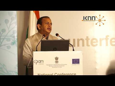 India aiming to lead IPR implementation and policy sphere: DIPP Secy. Ramesh Abhishek