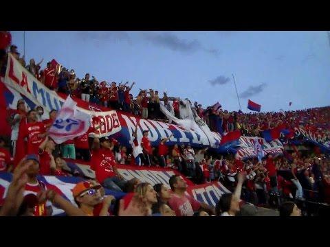MEDELLIN 2 vs Jaguares 2   Liga Aguila 2015   Feb-15  Fecha # 4 - Rexixtenxia Norte - Independiente Medellín