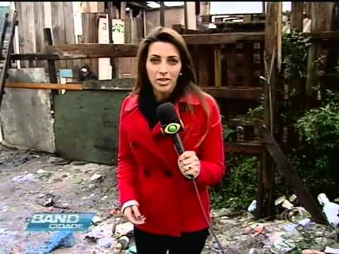 Band Cidade - Enchente em São José dos Pinhais deixa várias famílias desalojadas.