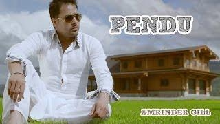 Video Pendu | Amrinder Gill Feat. Fateh | Judaa 2 | Latest Punjabi Romantic Songs MP3, 3GP, MP4, WEBM, AVI, FLV Juli 2018