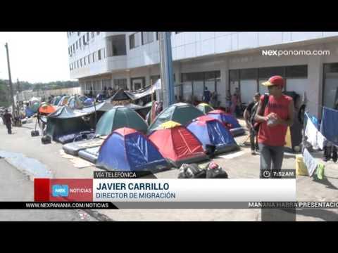 Entrevista al Director de migración Javier Carrillo, vía telefónica