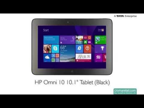HP Omni 10 10.1