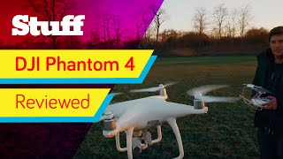 Subscribe now: http://smarturl.it/StuffTV The latest Phantom drone from DJI makes a day in the park worth the chilly weather. This is the official YouTube ch...
