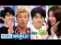 Hello Counselor - Kangnam, Cao Lu, Robin, Benji [ENG/2017.02.06]