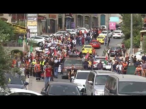 Νέες διαδηλώσεις για τη «Μεγάλη Πορεία της Επιστροφής»