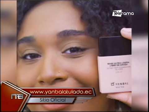 Yanbal presenta base ultra ligera 10 tonalidades para todo tipo de piel