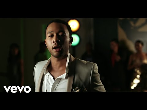 John Legend - Green Light (Official Video) ft. André 3000