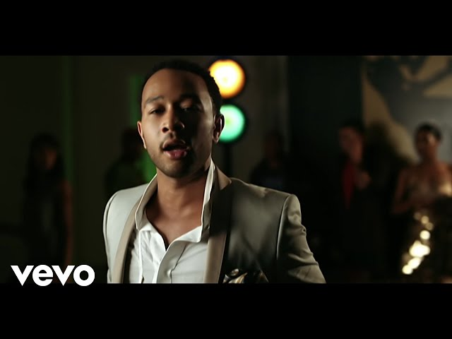 John Legend - Green Light ft. André 3000
