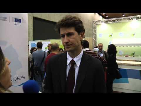 Entrevista a Jochen Müller en el #DPECV2014