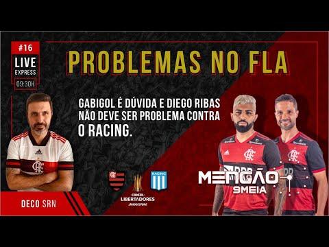 MENGÃO 9MEIA  #16: DIEGO RIBAS COM DORES MUSCULARES SERÁ REAVALIADO HOJE NO NINHO