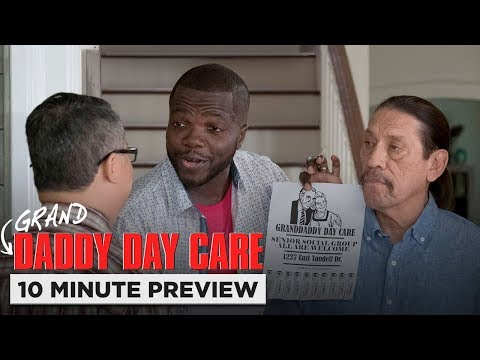 Grand-Daddy Day Care | 10 Minute Preview | Film Clip | Own it now on DVD & Digital