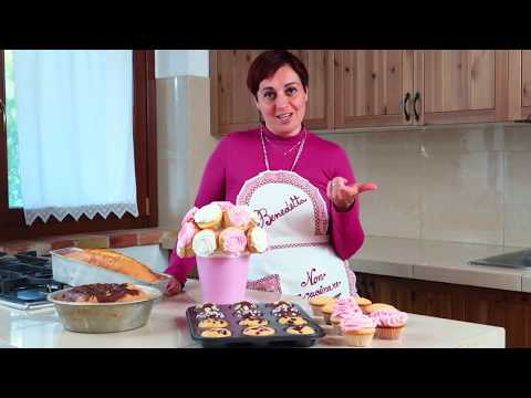 impasto base per vari dolci - video ricetta